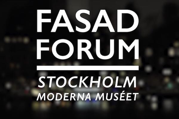 Fasadera Fasadforum 2018 - SPEF