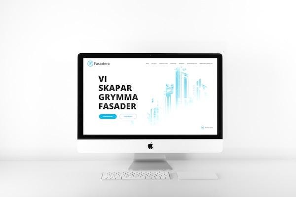 Fasadera Äntligen har vi en hemsida!